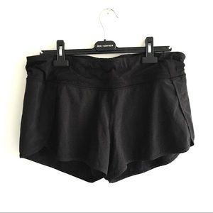LULULEMON Running Shorts Black 12